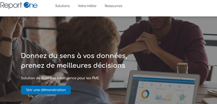 Report One démocratise la Business Intelligence